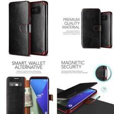 Étuis, housses et coques mats en cuir pour téléphone mobile et assistant personnel (PDA) Samsung