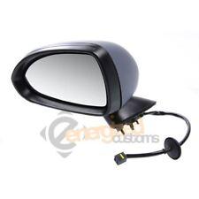 Vauxhall Corsa D 2006-2015 Electric Wing Door Mirror Primed Passenger Side Left