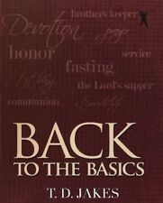 Back To The Basics - 3 Cds - Bishop T. D. Jakes