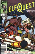 ELFQUEST (1985 Series) #4 NEWSSTAND Very Good Comics Book