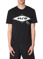 END OFF SUMMER SALE- MCQ ALEXANDER MCQUEEN Logo T-shirt