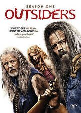 Outsiders: First Season 1 One (DVD, 2016, 4-Disc Set)