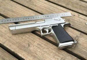 Desert Eagle Toys Pistol Children Gun Electric Kids Outdoor Game infrared props