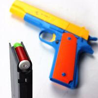 Pistolet classique d'arme-jouet Nerf m1911 badine jeu extérieur de balle molle