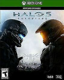 Halo 5 Guardians XBOX ONE (2015) Video Game SEALED NEW