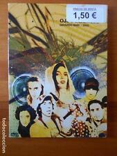 DVD OJOS DE BRUJO EN DIRECTO - GIRANDO BARI - CONCIERTO EN DIRECTO (L3)