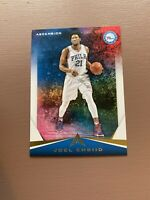 2017-18 Panini - Accension Basketball: Joel Embiid