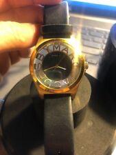 Marc Jacobs Stainless Steel gold 40 mm face Skeleton Waterproof Watch 251307