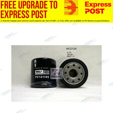 Wesfil Oil Filter WCO124 fits Proton Savvy 1.2