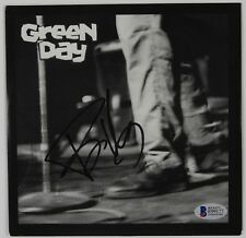 Billie Joe Armstrong Green Day Beckett Signed Autograph Record EP Sweet Children