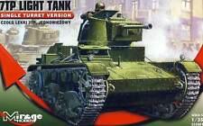 Mirage Hobby 355001 7tp Light Tank 'single Turret' 1/35