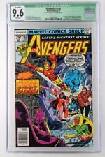 Avengers #168 - CGC 9.6 NM+ Marvel 1978 - Qualified - Guardians of Galaxy App!