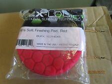 5 Inch Sponge Hex-Logic Buffing ultra soft finishing pad usa made Hook And Loop