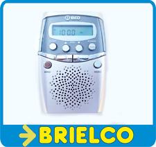 RADIO DIGITAL BOLSILLO AM-FM ESTEREO AUTOMATICA PANTALLA LCD AURICULARES BD9372