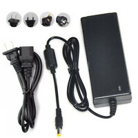 12V 6A 72W AC to DC Adapter Power Supply For 5050 3528 Flexible LED Light Strip