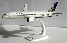 United airlines-Boeing 787-8 1:200 modèle d'avion b787 nouveau Dreamliner