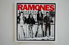 "Ramones Sticker Decal Bumper Window Indoor/Outdoor Punk Rock Approx. 4"" X 4"" (1)"