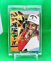 "1993 Arena Michael Jordan ""3-PEAT"" NBA Championships Gold Auto Insignia Bulls"