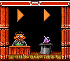 Sesame Street 123 - NES Nintendo Game