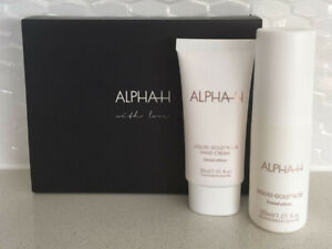 ALPHA-H COLLECTION Limited Edition LIQUID GOLD ROSE 2 PIECE GIFT SET