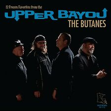 12 Frozen Favorites from the Upper Bayou - The Butanes [New CD]