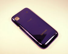 Akkudeckel Backcover Cover Housing Samsung Galaxy S i9000 Chrom / violett