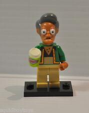 APU Nahasapeemapetilon SIMPSONS Lego Series 1 MiniFig / Minifigure Complete