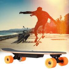 Electric Skateboard With Remote Controller Longboard Waveboard 4 Wheels 15km/h