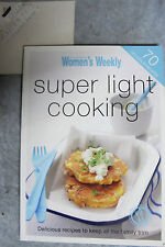 Super Light Cooking - Women's Weekly mini cookbooks OzSellerFasterPost!