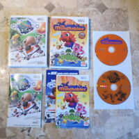 The Munchables + Opoona (Nintendo Wii) USA - Complete + Nice! 💎Rare Hidden Gems