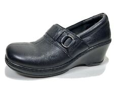 Boc Born Leather Clogs Womens 10 M