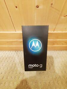Motorola Moto G Fast Factory GSM/CDMA Unlocked  Smartphone 32GB/Pearl White NEW
