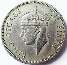 MALYA / MALAISIE .1948 .20 CENT .0.20 DOLLAR.CUPRONICKEL .23.4 MM .5.69 GR