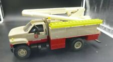 DG PRODUCTIONS -#1 VIRGINIA POWER UTILITY BUCKET GMC TRUCK MODEL #1995-1-1
