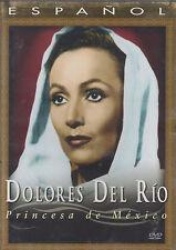DVD - Dolores Del Rio NEW Princesa De Mexico FAST SHIPPING !