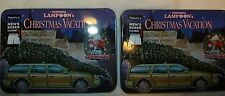 2  New Men's Boxer Gift Tin National Lampoon's Christmas Vacation L Large Boxers