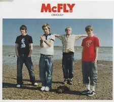 McFLY Obviously 2 TRACK CD   NEW - NOT SEALED