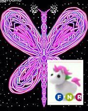 Custom Pic With A FREE Adopt Me Neon F/R Unicorn (optional) *READ DESCRIPTION**