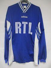 Maillot COUPE de FRANCE 1996 ADIDAS porté n°5 vintage shirt manches longues XL