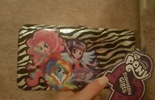 My Little Pony Equestria girls wallet NWT