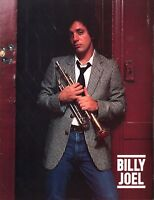 BILLY JOEL 1978 52nd STREET U.S. TOUR VINTAGE CONCERT PROGRAM BOOK / NMT 2 MINT