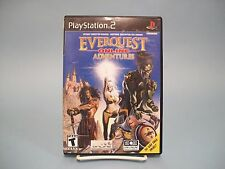 Everquest Online Adventures Sony Playstation 2 PS2 2002