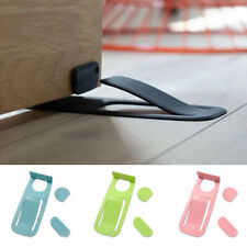 Creative Plastic Safety Multi-functional Door Stop Wall Protector Home Supply