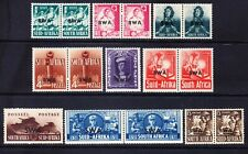 SOUTH WEST AFRICA 1941 SG114/22 set of South Africa opt - lightly m/m. Cat £50