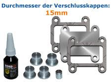 385 Drallklappen Entfernung Set für Saab Fiat Alfa Romeo 1.9 CDTI JTD TiD Z19DTH