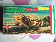 1 72 scale IMAM RO 37  Aviation Usk  AV-USK Kit N° AV 1016