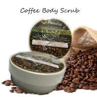 Coffee Body Scrub chemical free 50 g. whitening smooth soft natural safe 100%