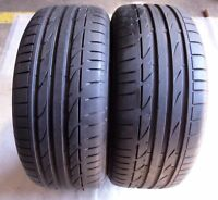2 Sommerreifen Bridgestone Potenza S001 * RFT (RSC) 225/50 R17 94W