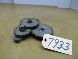 "South Bend 9"" Model C Banjo & Transfer Gears (CTAM  #7933)"