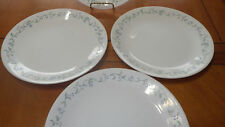 """Corelle Country Cottage Dinner Plates 4 10"""" Plates Excellent Used Condition"""